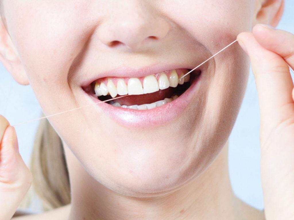 Prophylaxe, Zahnreinigung